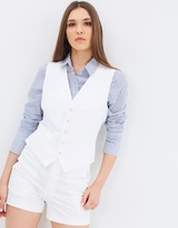 Polo Ralph Lauren Cotton Twill Vest