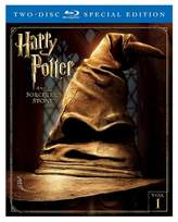 Harry Potter and the Sorcerer's Stone (2-Disc Special Edition) (Blu-ray)