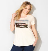 Avenue Fall in Love Tee