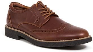 Deer Stags Creston Men's Wingtip Dress Shoes