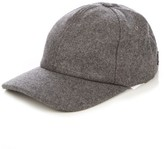 Ami Six-panel Felt Baseball Cap