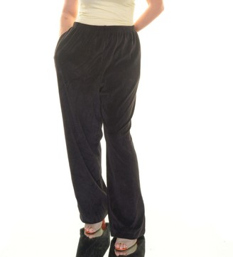 Alfred Dunner Women's Plus Size Classic Short Length Cord Pant