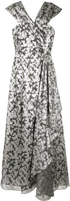 Ingie Paris Gathered Detail Dress
