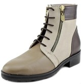 Andrea Bernes Austria Round Toe Leather Ankle Boot.