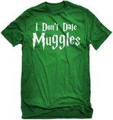 Indica Plateau Womens I Don't Date Muggles T-Shirt