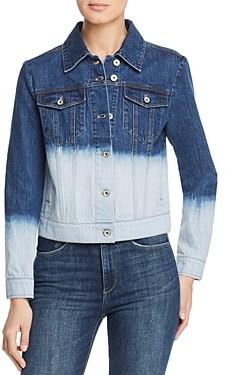 Bagatelle Dip-Dye Denim Jacket