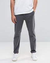 Cheap Monday Slack Slim Chino D Grey Stretch