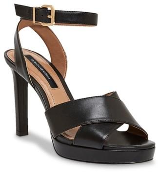 BCBGMAXAZRIA Luxury Leah Platform Sandal