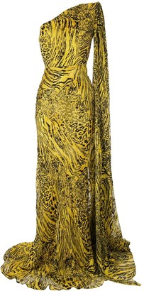 Alex Perry Rhett dress