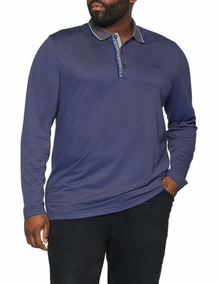 HUGO BOSS Men's Big & Tall B-Pleesy Polo Shirt