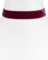 Vanessa Mooney Velvet Choker Necklace, 10