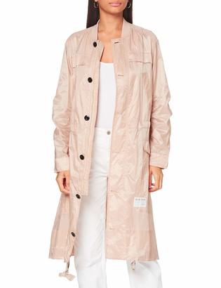 G Star Women's Ultra Light Weight Loose Coat