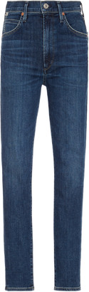 Citizens of Humanity Chrissy Stretch High-Rise Skinny Jeans