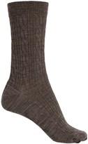 Smartwool Cable II Socks - Merino Wool, Crew (For Women)