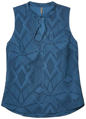 Royal Robbins Spotless Traveler Tank Top (Asphalt) Women's Clothing