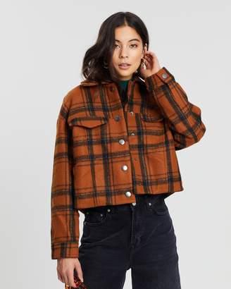 ASTR the Label Dakota Jacket