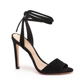 Loeffler Randall Ellie Ankle Tie High Heeled Sandal
