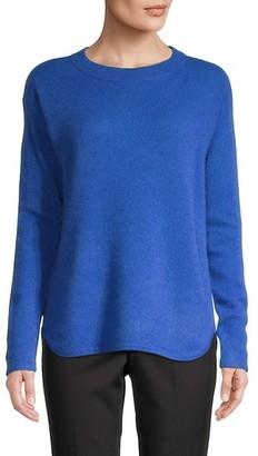 Saks Fifth Avenue Bardot Cashmere Sweater