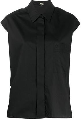 Hermes Pre-Owned Sleeveless Shirt