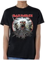Global Iron Maiden Men's California Highway T-Shirt Black