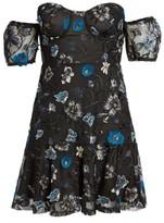 For Love & Lemons Women's Bontanic Off The Shoulder Dress