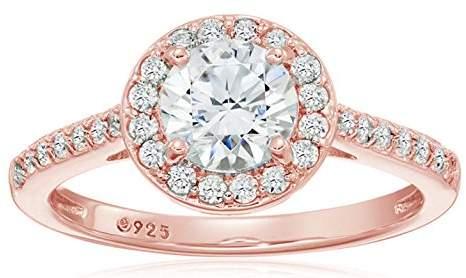 e03e9aebd Simulated Diamond Rings - ShopStyle UK