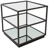 ZUO Kure End Table in Black