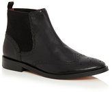 Base London Black 'compton' Chelsea Boots