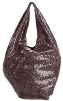 Maison Margiela Sequined Triangle Hobo