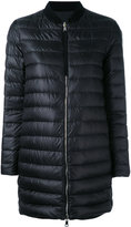 Moncler Ophrys reversible jacket - women - Feather Down/Polyamide/Polyester - 1