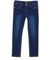 XOXO Dark Wash Denim Jeans - Toddler & Girls