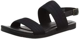 Teva Women's W Avalina Sandal Gore Slide (Black), 36 EU