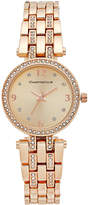 Charter Club Women's Pavé Bracelet Watch 28mm, Only at Macy'