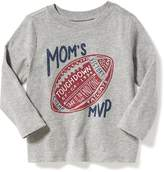 Old Navy Graphic Long-Sleeve Tee for Toddler Boys