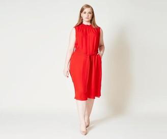 Sachin + Babi Zoe Dress - Crimson Red