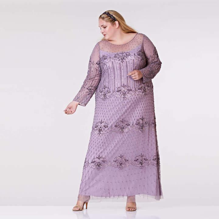 cc4cdede6 Sequin Bust Maxi Dress - ShopStyle UK
