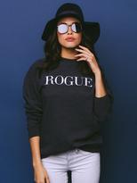 Sub Urban Riot Suburban Riot Rogue Sweatshirt in Navy