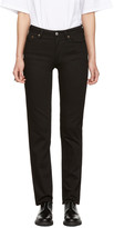 Acne Studios Black South Jeans
