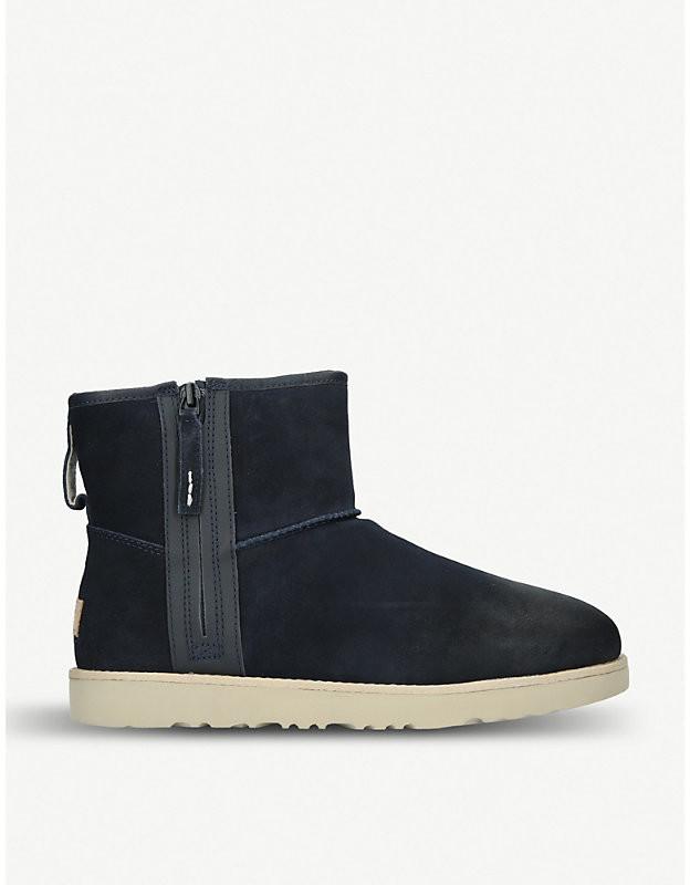 08dd8972e10 Classic Mini waterproof sheepskin boots