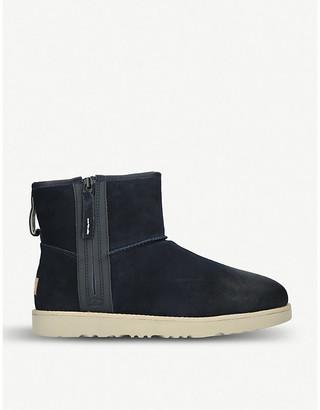 UGG Classic Mini waterproof sheepskin boots