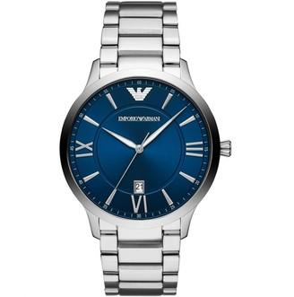 Giorgio Armani Emporio AR11227 Watch Silver