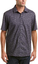 Ike Behar Ike By Woven Shirt