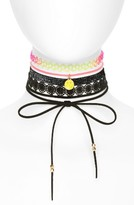 Capelli of New York Girl's Set Of 5 Chokers