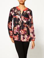 Collective Concepts Monet Pajama Blouse