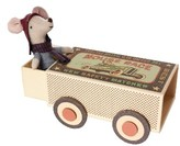 Toddler Maileg Big Brother Racer Mouse In A Box Toy