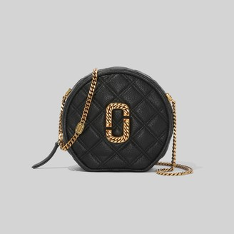 Marc Jacobs The Status Round Crossbody