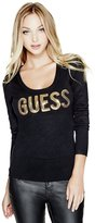 G by Guess Chianna Logo Sweater