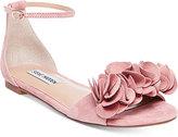 Steve Madden Women's Dorothy Two-Piece Ruffle Sandals