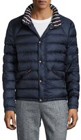 Moncler Quilted Stand Collar Jacket