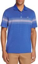 Vineyard Vines Performance Wyeth Stripe Regular Fit Polo Shirt